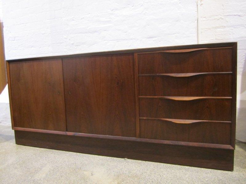 5: Palisander Brazilian Rosewood Sideboard