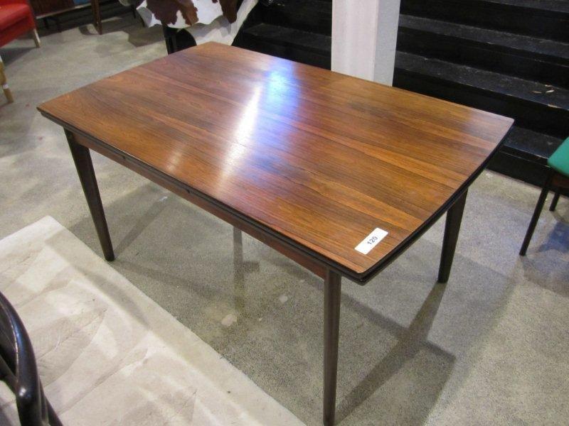 12: Palisander Brazilian Rosewood Dining Table