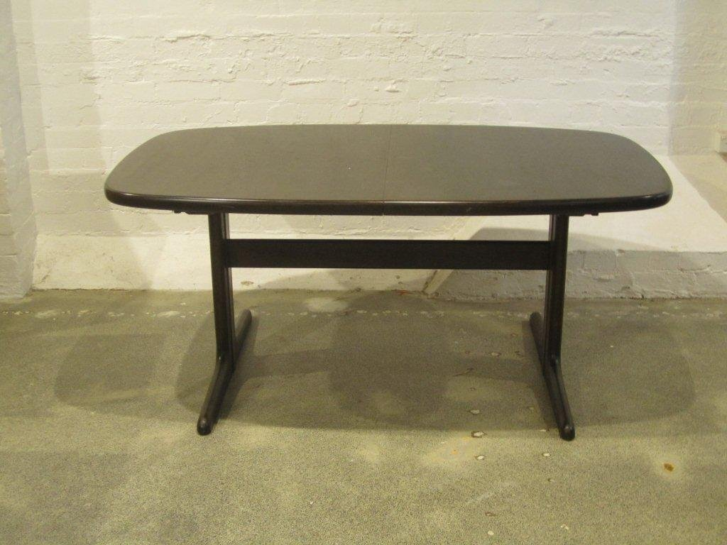 14: Bramin Smoked Oak Dining Table