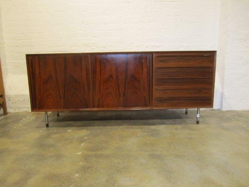 21: Palisander Brazilian Rosewood Sideboard