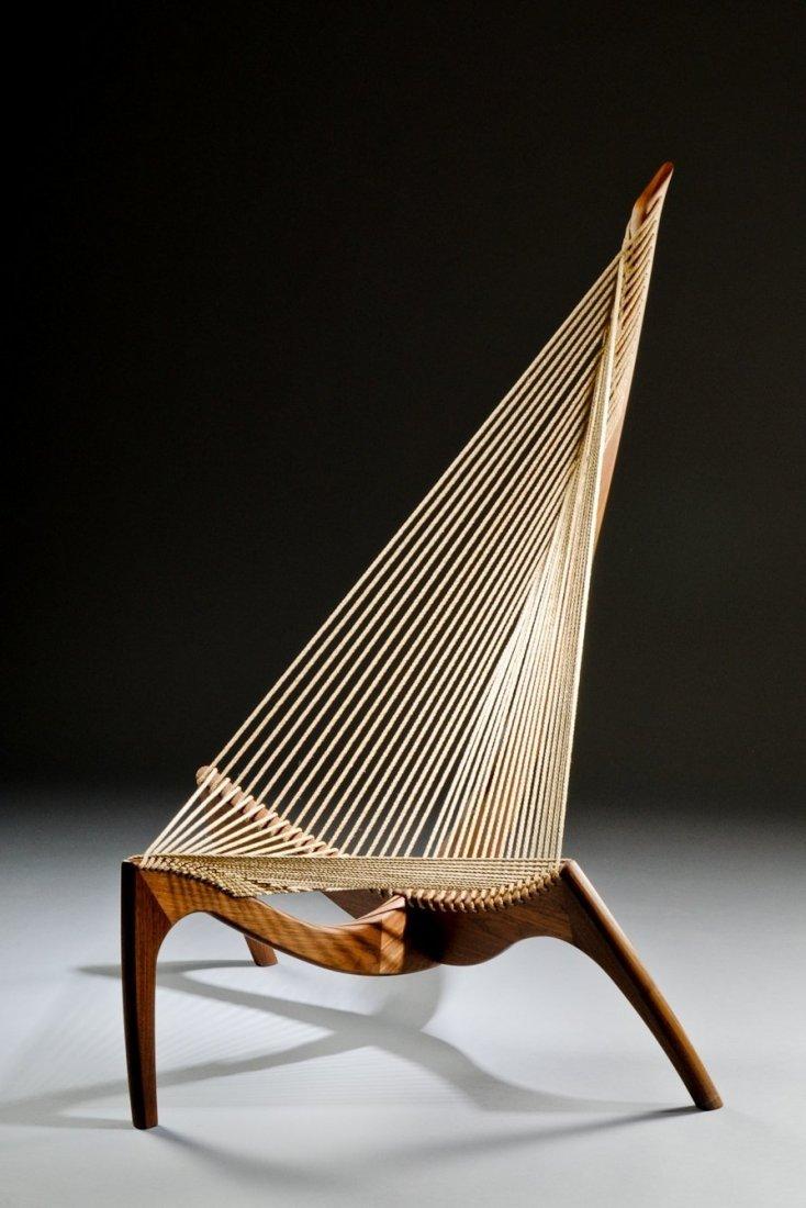 89: Jorgen Hovelskov Harp Chair
