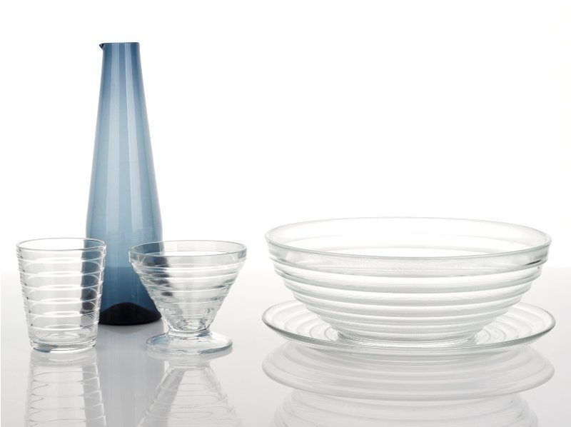 367: Aino Aalto for Iittala Collection of Glassware