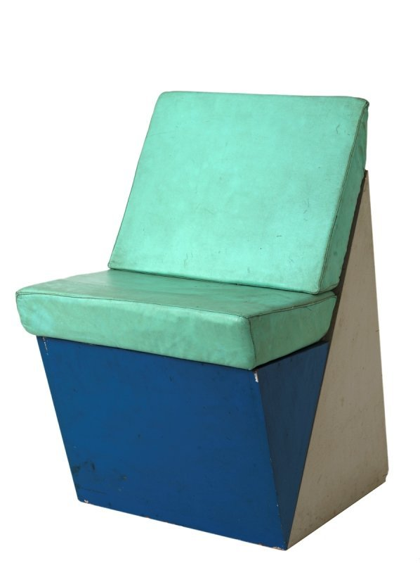 536: Marc Newson Prototype Chair
