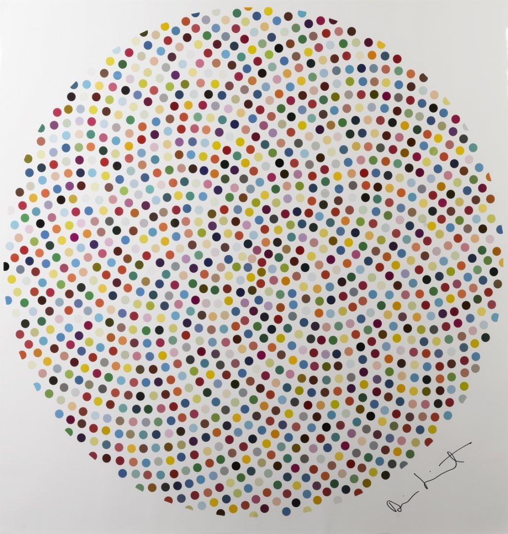 577: Damien Hirst (BRITISH, b. 1965) Valium 2000