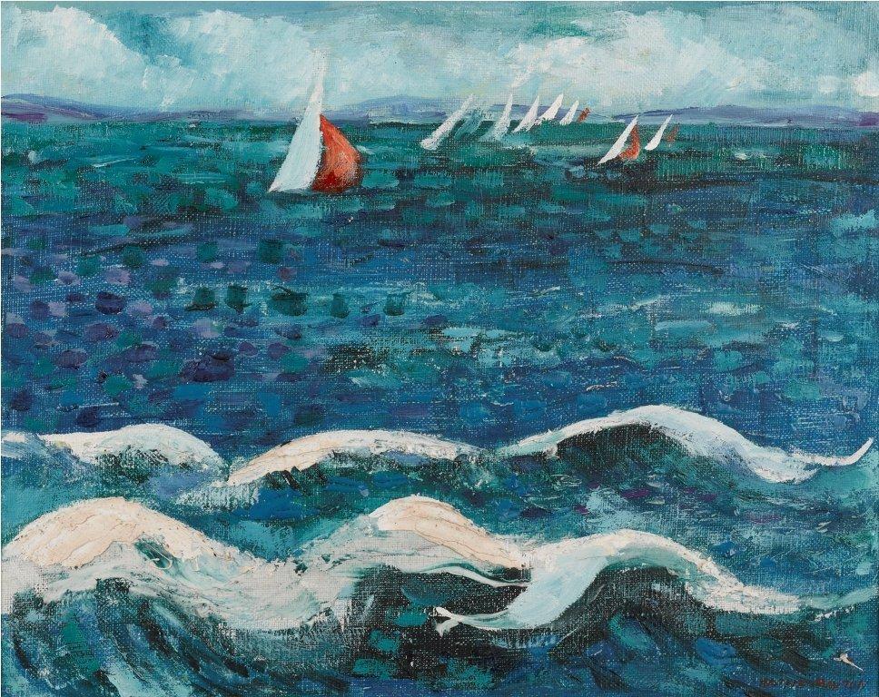 7: Elaine Alys Haxton  (1909-1999)