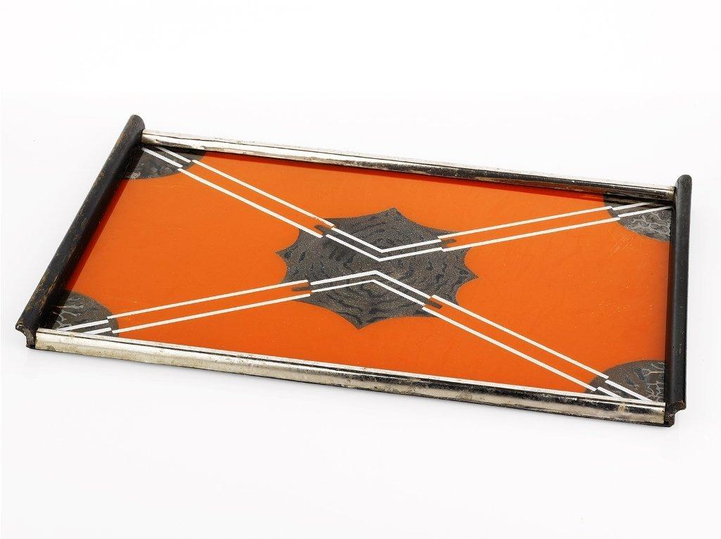 15: Art Deco Tray