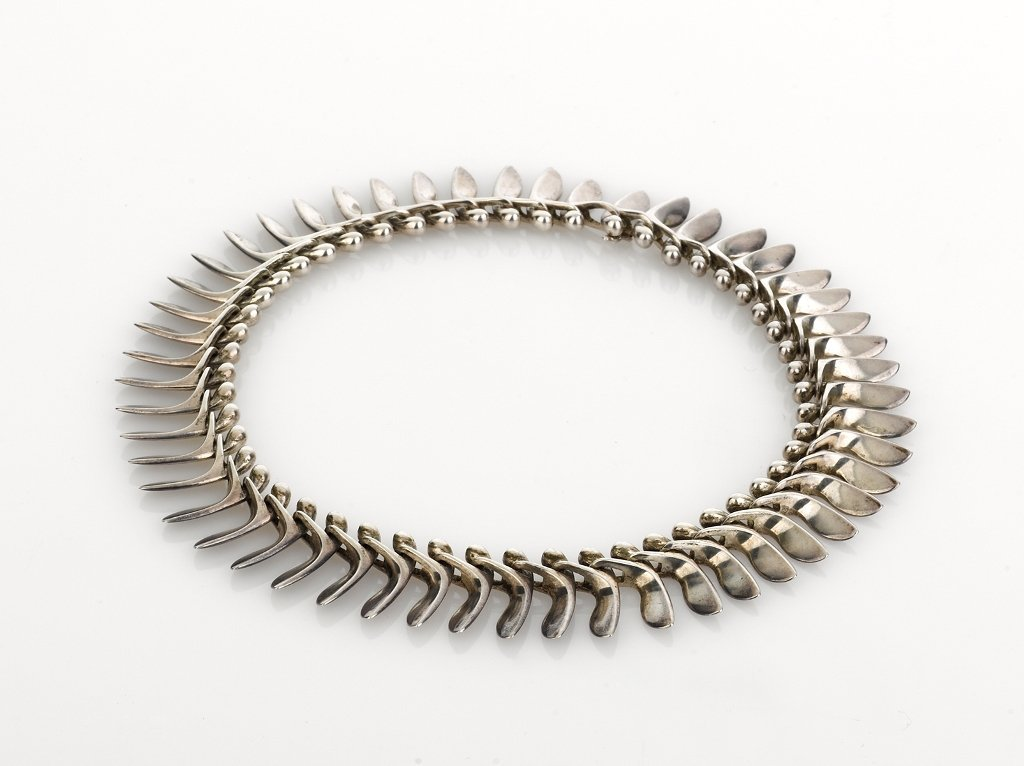 Bent Gabrielsen, 'Pod' Necklace