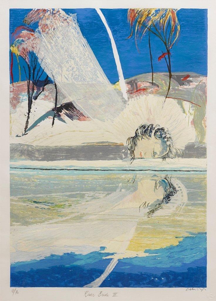 Arthur Boyd (1920-1999), River Bride III