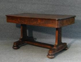 DUNCAN PHYFE DINING TABLE C. 1840
