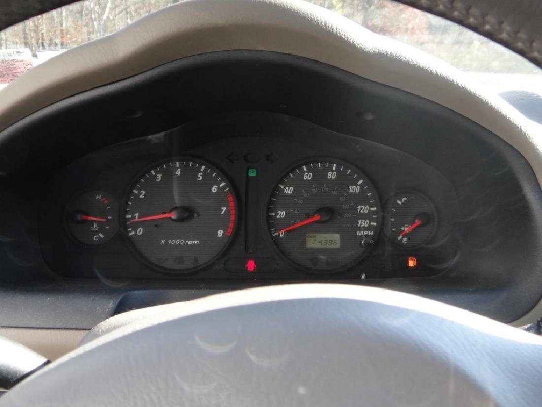 2004 HYUNDAI SANTA FE V6 W/ 24,396 ORIG. MILES - 7