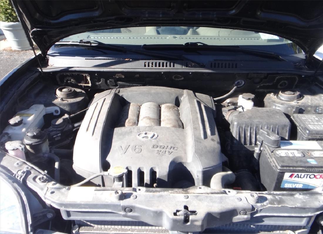 2004 HYUNDAI SANTA FE V6 W/ 24,396 ORIG. MILES - 9