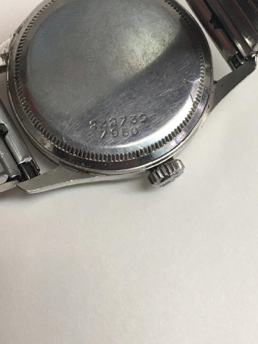 2 VINTAGE WRIST WATCHES: TUDOR OYSTER PRINCE 34 & - 3