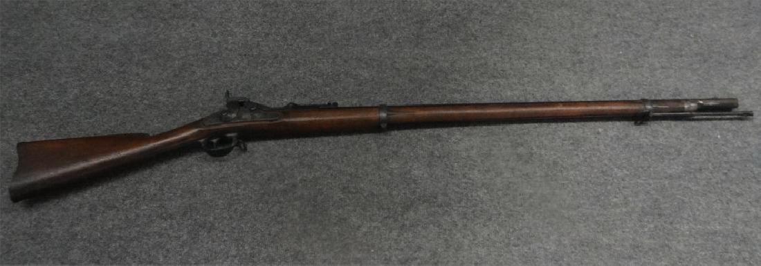1863 SPRINGFIELD W/  1869 ALLEN CONVERSION