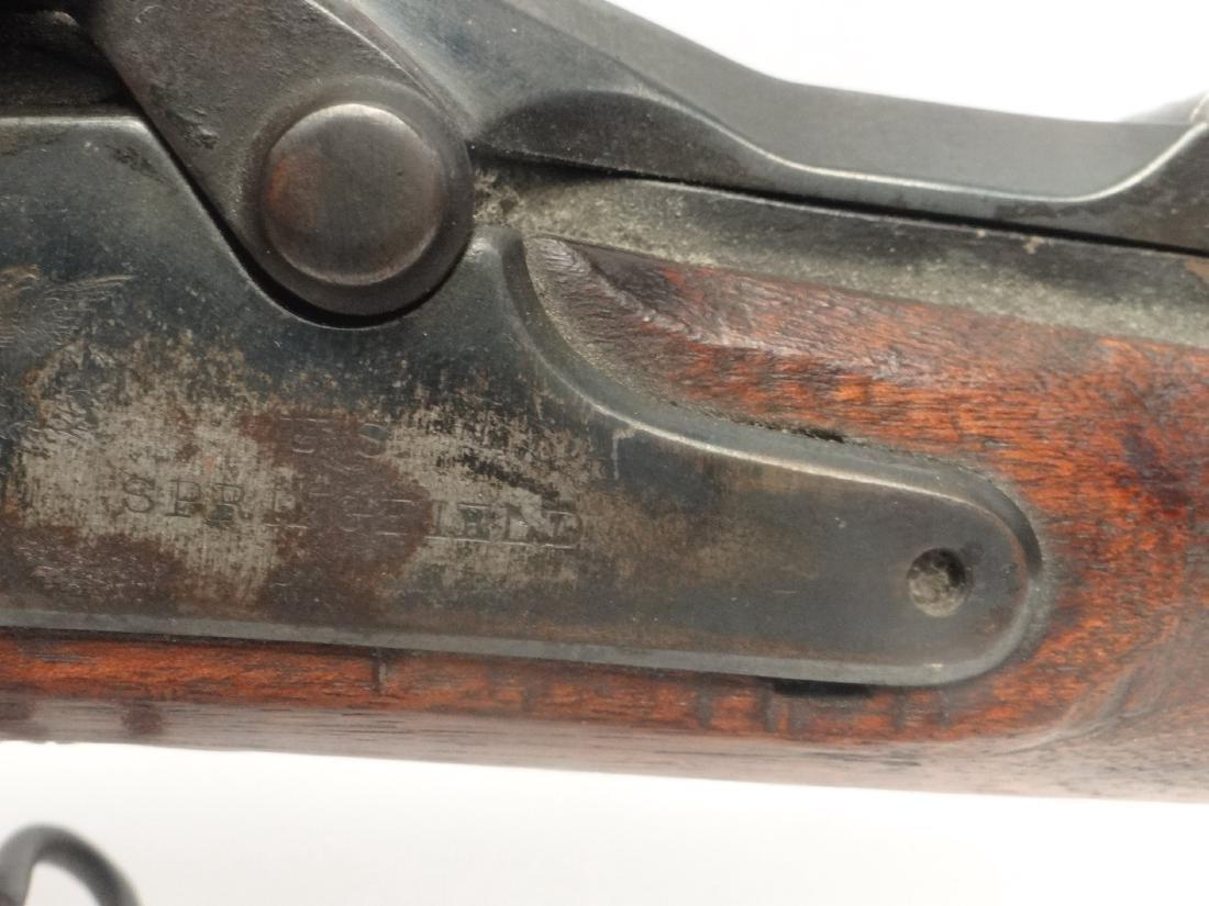 1863 SPRINGFIELD W/  1869 ALLEN CONVERSION - 8