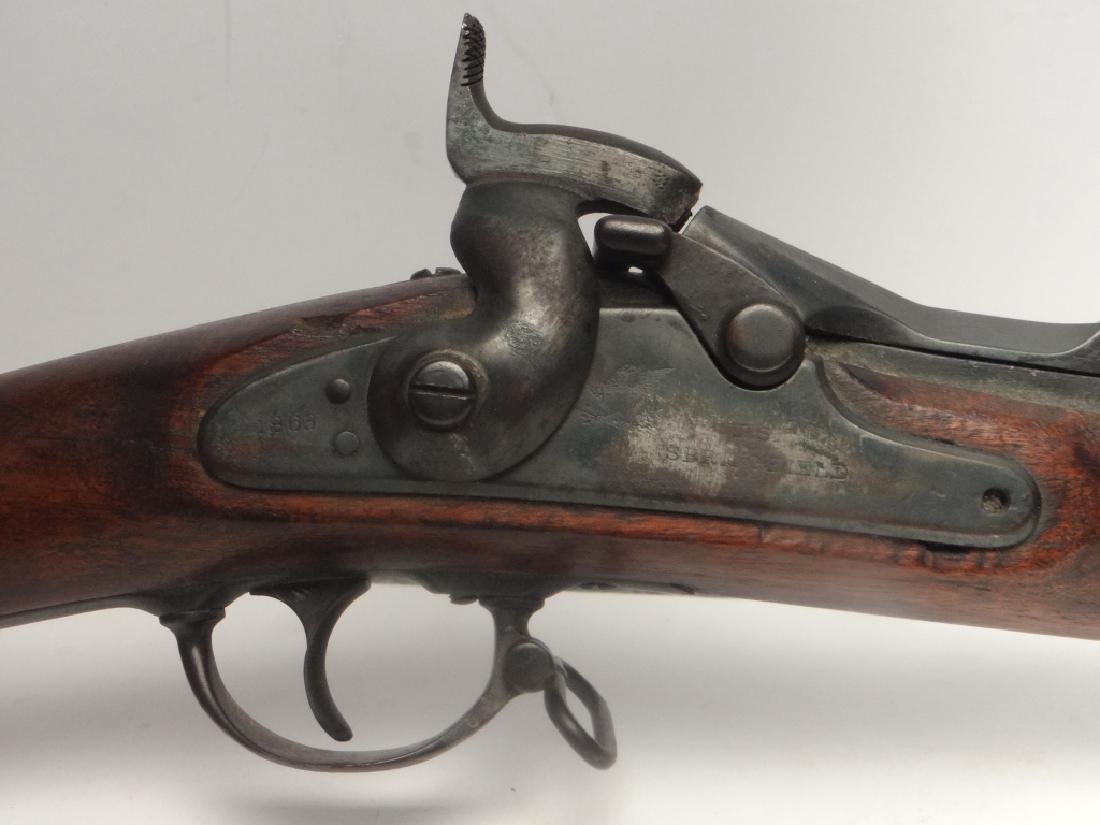 1863 SPRINGFIELD W/  1869 ALLEN CONVERSION - 9