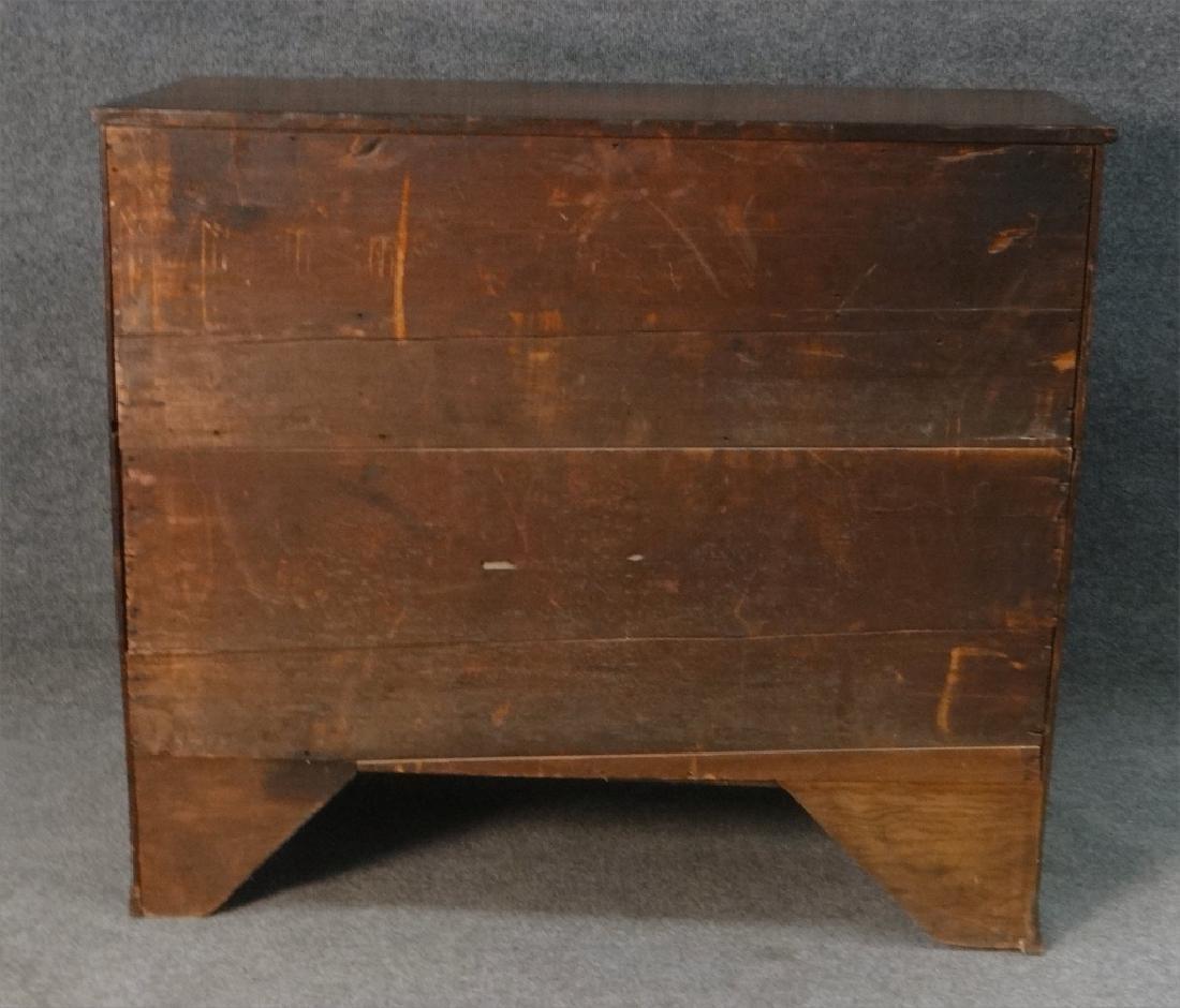 INLAID MAHOG. DIMINUTIVE SIDEBOARD / SERVER C.1805 - 5