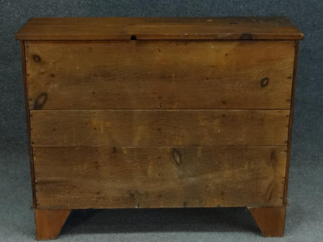 12 DRAWER 19THC. APOTHECARY CHEST - 4