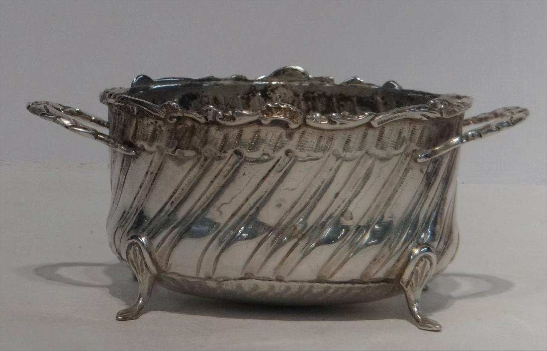 GROUP OF CONTINENTAL REPOUSSE SILVER INC. FRAME, - 5