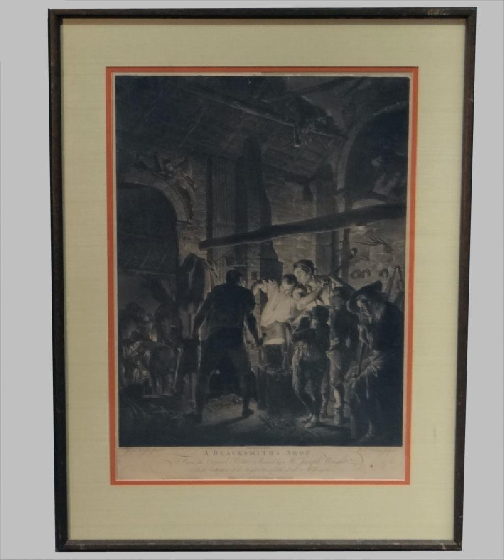 PR OF JOSEPH WRIGHT OCCUPATIONAL ENGRAVINGS - 2