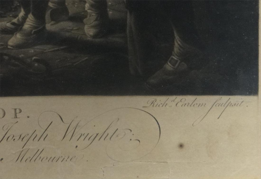PR OF JOSEPH WRIGHT OCCUPATIONAL ENGRAVINGS - 8