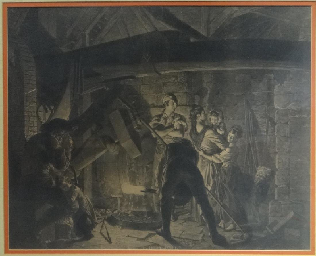 PR OF JOSEPH WRIGHT OCCUPATIONAL ENGRAVINGS - 9