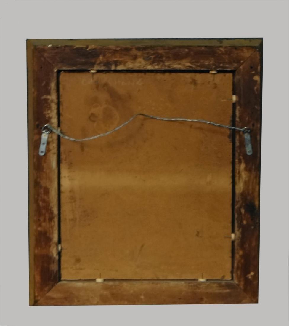 O/C PORTRAIT OF CILUS K. HANIC C.1830, UNSGND - 4