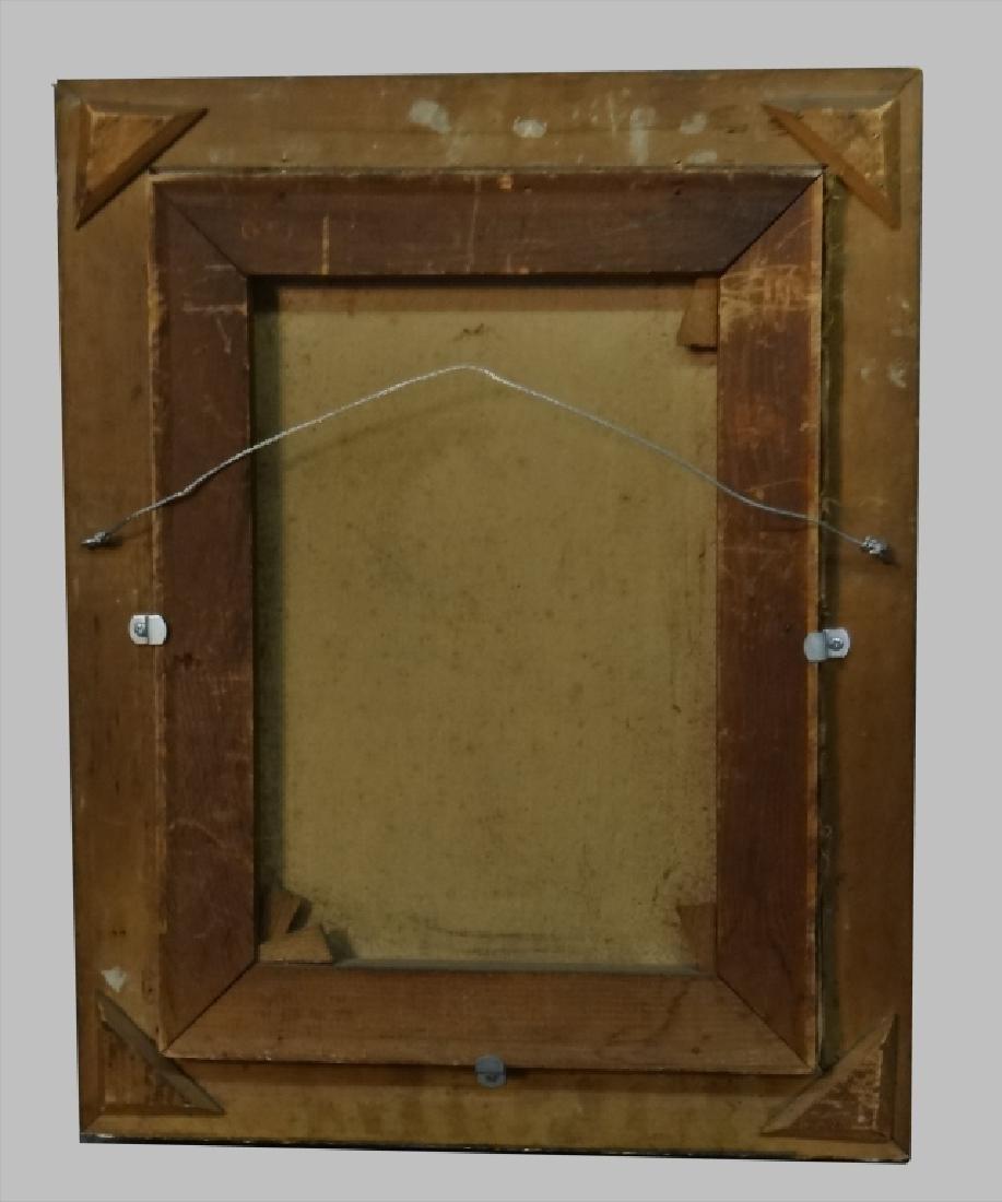 "O/C ""HILLSIDE CAVE"" SGND FOGG, 1895 16"" X 12"" - 4"
