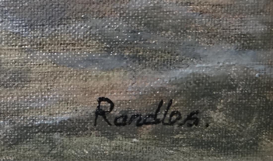 "O/BD ""THE PADDLEWHEELER"" ALBANY SGND RANDLES - 4"