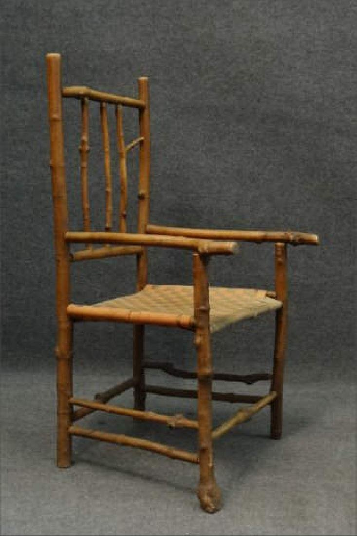 TWIG CHAIR WITH TAPE SEAT