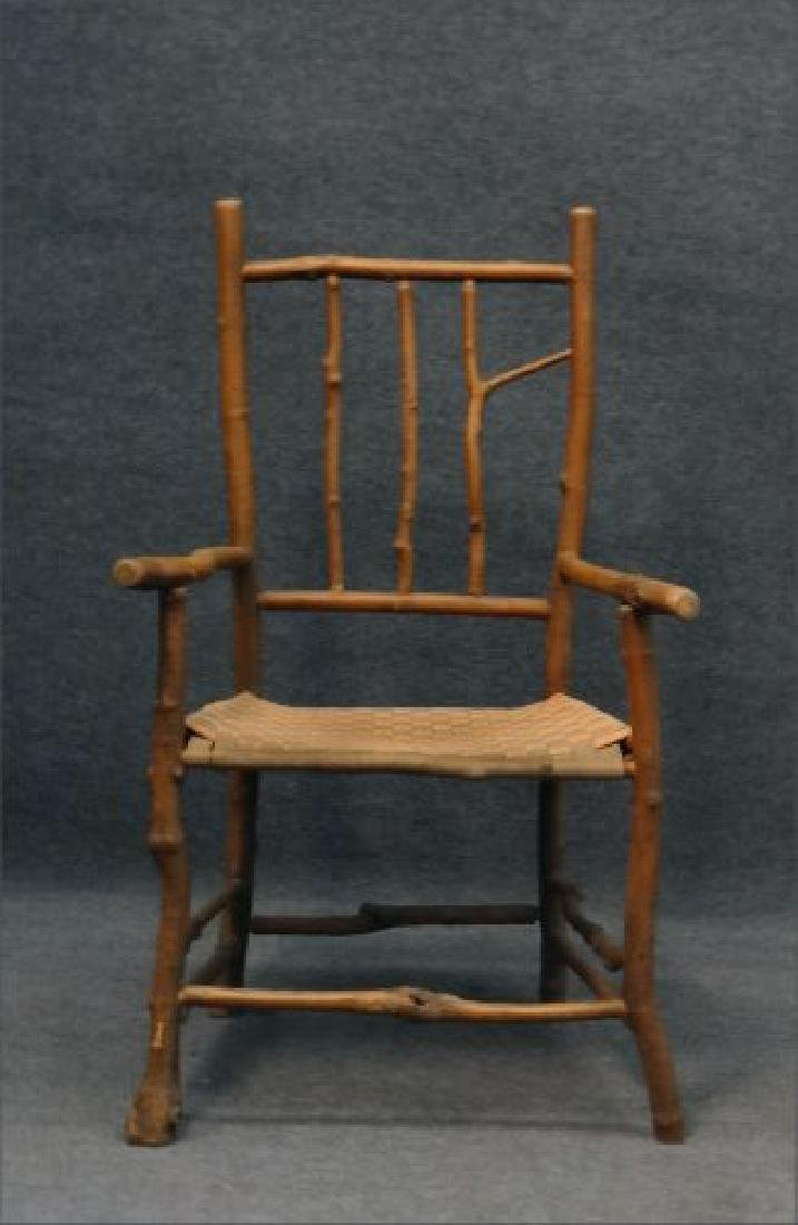 TWIG CHAIR WITH TAPE SEAT - 2