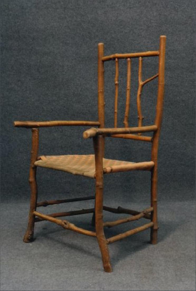 TWIG CHAIR WITH TAPE SEAT - 3