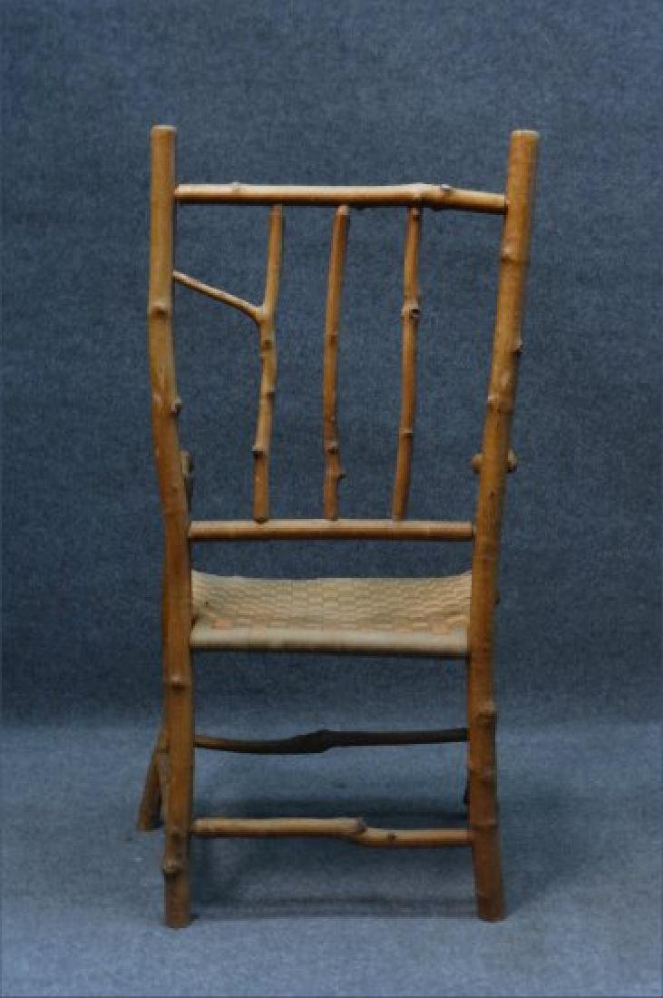 TWIG CHAIR WITH TAPE SEAT - 4