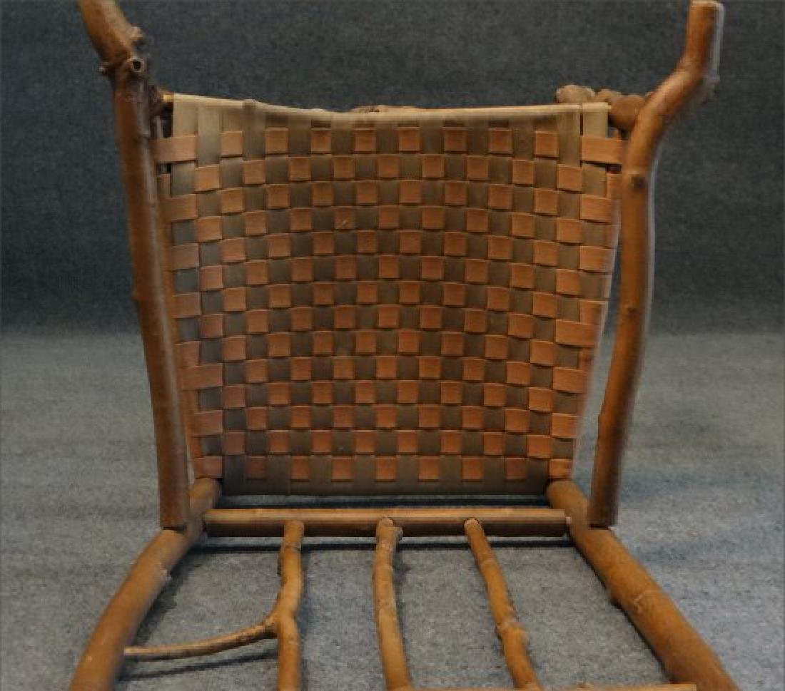 TWIG CHAIR WITH TAPE SEAT - 5
