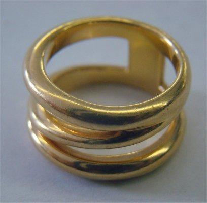 30: 18K Tiffany & Co. Ring, Approximately 9.30 Dwt