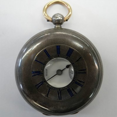 Mens Pocket Watch Made By E. Dent & Co., London