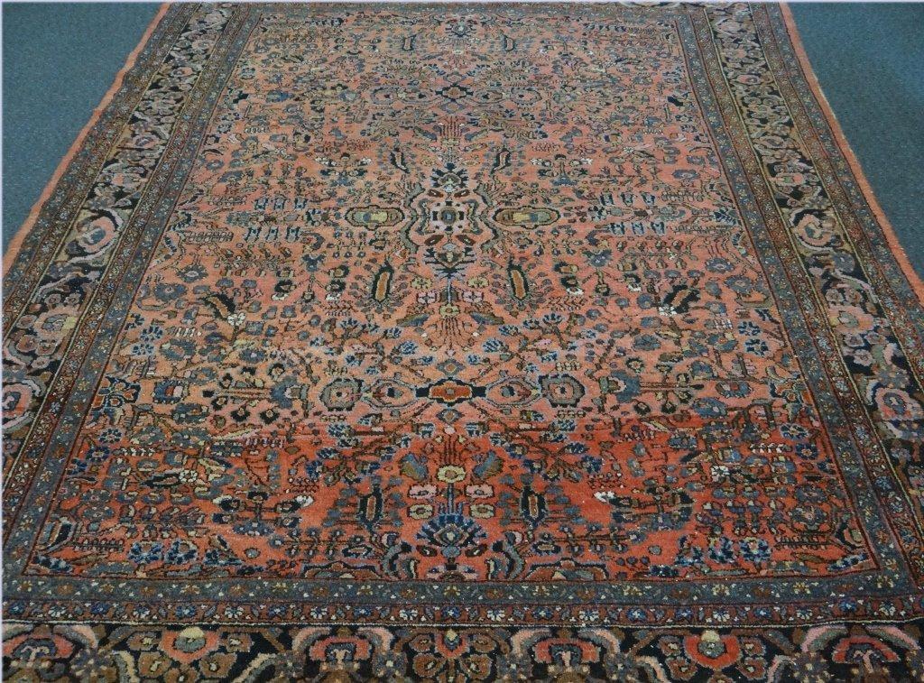 """ROOMSIZE PERSIAN CARPET 8' 5"""" X 11' 4"""""""