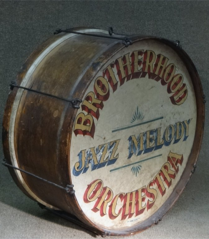 BROTHERHOOD JAZZ MELODY ORCHESTRA DRUM - 2