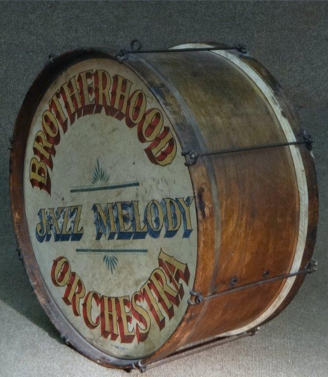 BROTHERHOOD JAZZ MELODY ORCHESTRA DRUM - 3