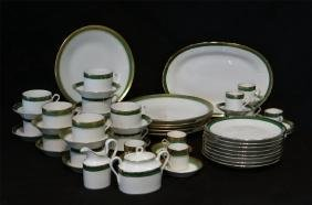 ASSEMBLED GROUP RICHARD GINORI CHINA : 2 PATTERNS