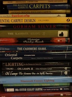 OVER 15 REFERENCE BOOKS ON LIGHTING &