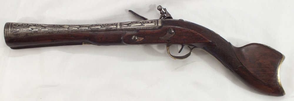 104: RARE OTTOMAN BLUNDERBUSS ANTIQUE GUN