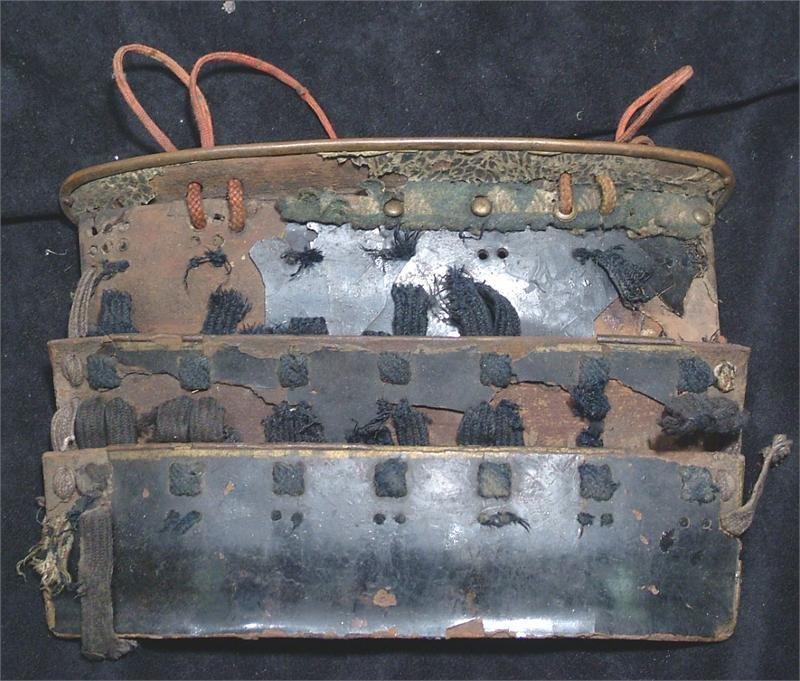 8: JAPANESE SAMURAI ARMOR EARLY EXAMPLE SODE