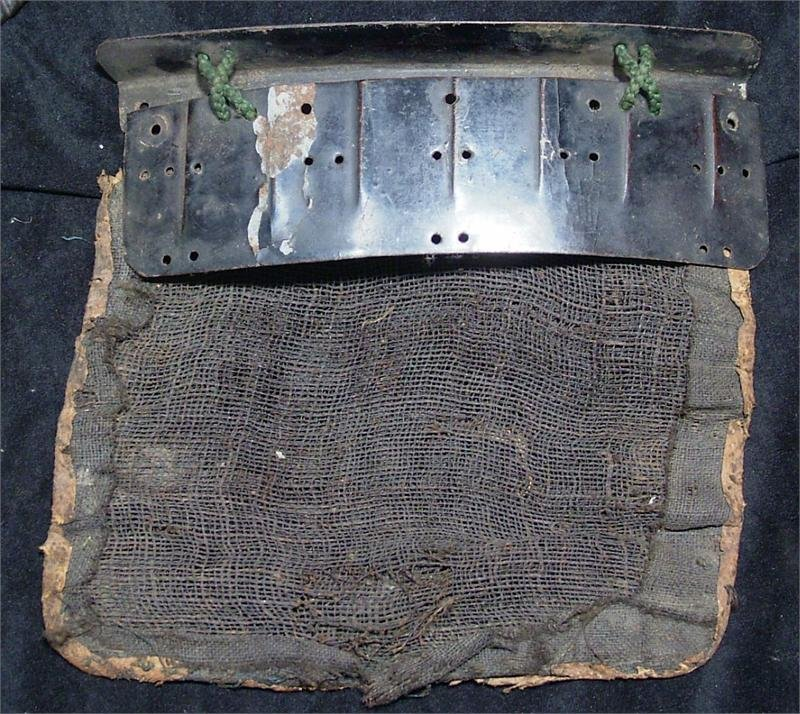9: JAPANESE SAMURAI ARMOR RIGHT SODE