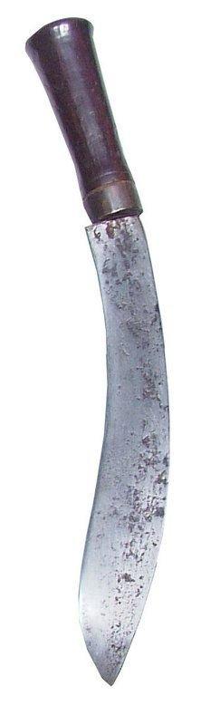 175: MALAY GOLOK C.1800