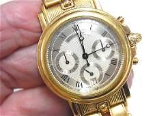 Breguet 18K Gold 3627 Calendar Chronograph Depuis 1775