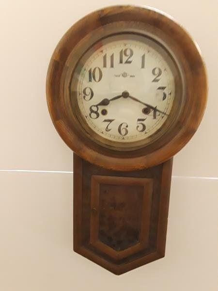 Wall Clock M Trade Mark Imperial Quality Runs