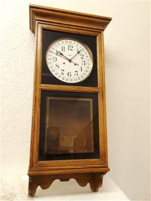 Howard Miller Regulator Clock Running Wall Clock