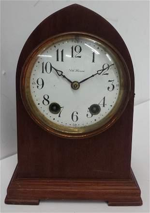 Vintage Antique Seth Thomas American Mantle Shelf Clock