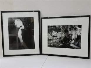 Richard Rick Lintzenich Black and White Photographs