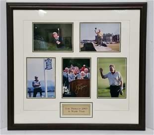 Signed Autograph Jack Nicklaus Golf Photos